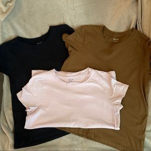 Madewell Northside vintage tee size medium lot